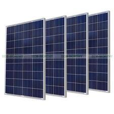 400W  4 x 100W 12V Solar Panel Polycrystalline PV Solar Module for Home Power