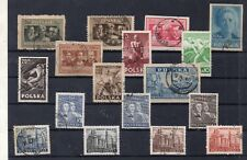 Polonia Valores del año 1947-51 (DX-512)