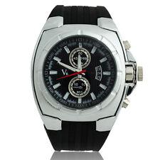 Relojes de los hombres del deporte del muchacho relojes de cuarzo reloj fresco