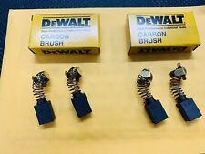 (2) DeWALT BRUSH N088403 / N398321 NEW DWP849 DWP849X MODELS = 4 Brushes