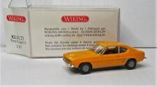 Wiking 1:87 Ford Capri 2300 GT XL Mk 1 OVP 821 01 melonengelb