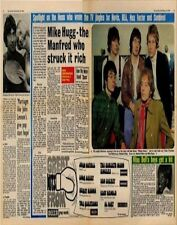 Manfred Mann Mike Hugg UK Interview 1968