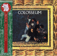 COLOSSEUM-THOSE WHO ARE ABOUT TO DIE SALUTE YOU-CD MINI LP/OBI