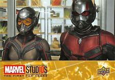 Marvel Studios First Ten Years BASE Trading Card #149 / Ant Man & the Wasp SP