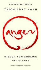 Anger : Wisdom for Cooling the Flames by Thich Nhat Hanh (2002, Paperback,...