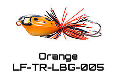 Premium Hand-Made, Hand-Painted MegaFrox Top Water Fishing Lure