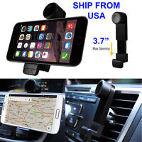 360 Rotate Car Air Vent Phone Holder Mount for Apple iPhone & Samsung Galaxy S20