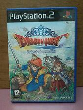 Jeux PS2 Dragon quest l'odyssée du roi maudit