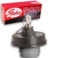 Gates Gas Fuel Tank Cap for 2007-2014 Toyota FJ Cruiser 4.0L V6 - Gasoline mh