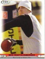 Ben Roethlisberger Football Trading Cards Single SAGE