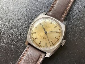 Vintage 1970s Westrail WAGR Mechanical Watch