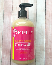 Mielle Organics Styling Gel with Honey And Ginger Size 13 oz For Nourishing Hair