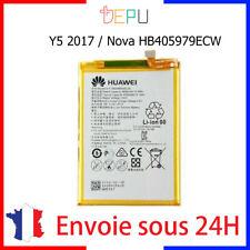 Batterie Originale huawei Y5 2017/P9 lite mini/Nova/Honor 7s HB405979ECW 3020mAh