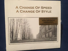 Various - A Change of speed A Change of Style Joy Division  ( CD, Compilation)