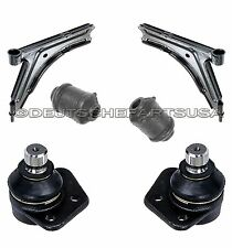 VW Rabbit Cabriolet Control Arm Arms Ball Joint Joints 171407153D + 171407365F
