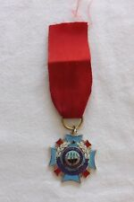 (15) FULL SIZE COMM OF KENTUCKY SILVER MEDAL OF HONOUR MEDAL AND RIBBON U.S.A