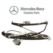 Mercedes W219 Front Driver Left Electric Window Regulator Without Motor Genuine