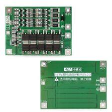 4S 40A 14.8V 16.8V Li-ion Lithium 18650 Battery BMS PCB Protection Board Balance