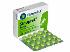 SINUPRET FORTE / Herbal medicine with anti-inflammatory effect
