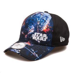 New Era Star Wars Graphic Trucker Hat Snpaback Cap Black One Size