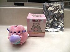 Cupcake Pusheen Blind Box Mystery Mini Plush Cat Key Chain Gund Series 1