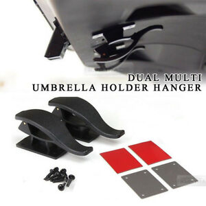 Car Trunk Multi Purpose Lid Diy Umbrella Holder Hanger 14pcs for CHRYSLER Car