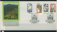Australia 1986 Alpine Wildflowers First Day Cover Apm17540