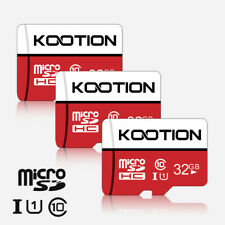 3 Pack 32GB Micro SD TF Card SDHC Memory Card C10 U1 TF Card For Cameras Phone