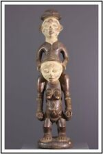 PUNU STATUE AFRICAN TRIBAL ART AFRICAIN ARTE AFRICANA AFRIKANISCHE KUNST **