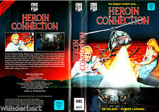 VHS -- Heroin CONNECTION ( Acapulco Gold ) - (1978) - Robert Lansing - Ed Nelson