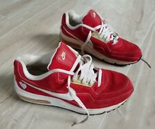 NIKE AIR MAX  Retro 2003 Womens Red Running Shoes Sz 10 Made In Vietnam