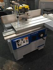 New Rojek FSN 550A Spindle Moulder with sliding/tenoning table