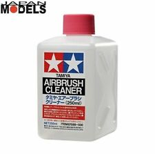 Tamiya AIRBRUSH CLEANER - Liquido Pulitura Aerografo 250ml 87089 New