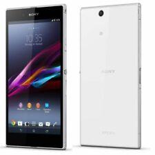 "Sony Xperia Z Ultra C6833 - 16 Go - Blanc 4G LTE Débloqué GSM Smartphone 6,4"""