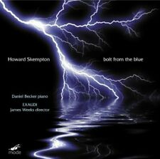 EXAUDI/WEEKS/BECKER - SKEMPTON:BOLT FROM THE BLUE [CD]