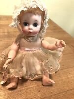 Vintage Madame Alexander Little Genius Baby Doll 1960's