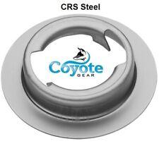 Steel CRS Weld on In Filler Neck Flange Fuel Gas Diesel Tank Bung Coyote Gear