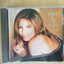 Barbra Streisand - Back to Broadway ~ Rock Pop CD Album