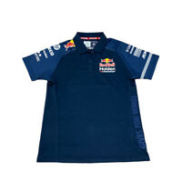 Red Bull Holden Racing Ladies Team Blue Polo Shirt Size 10 Official Merchandise