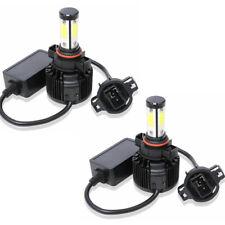 2PCS Canbus 5202 H16 LED Headlight Bulbs High/Low Beam 6000K Car Light 36000LM