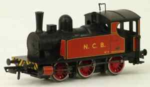 Electrotren HES2000 0-6-0 TANK ENGINE NCB RED  1:87 Scale, HO Scale