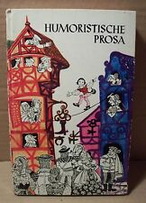 Humoristische Prosa, 1977, Bukarest, auf Deutsch