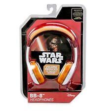NEW Star Wars Headphones BB-8 Disney eKids The Force Awakens