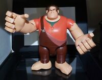 "Wreck it Ralph 12"" Electronic Talking Action Figure Thinkway Disney Pixar Tested"