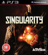Singularity (PS3) PEGI 18+ Shoot 'Em Up ***NEW*** FREE Shipping, Save £s