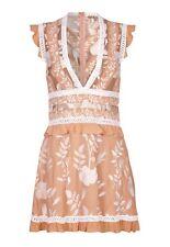 for love and lemons Mia Mini dress Size L