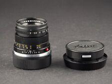 Leica M 50mm 2.0 Summicron Canada FOTO-GÖRLITZ Ankauf+Verkauf