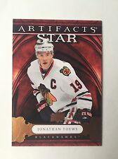 2009-10 Artifacts Jonathan Toews Star(#796/999) #137
