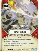 Star Wars Destiny - 3x #066 Trench Warfare - Spirit of Rebellion