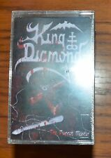 KING DIAMOND - The Puppet Master - Music Cassette / MC / Tape